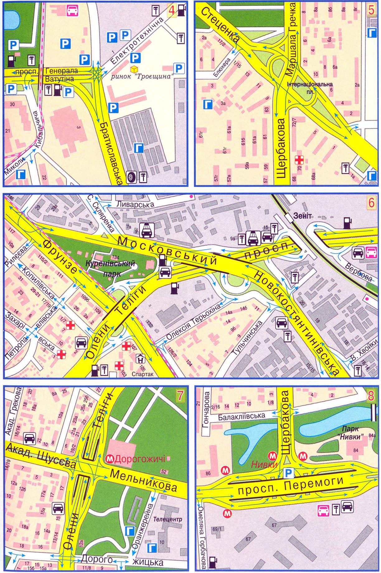 Схема метро москвы автозаводская фото 336