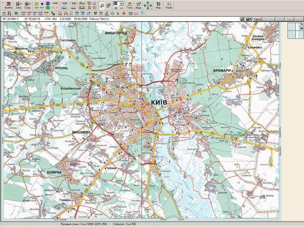 карта с навигатором онлайн - фото 6